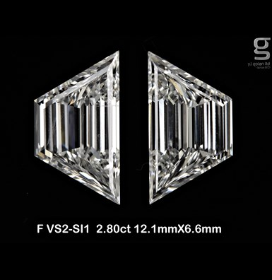 1.4CT Paired Trapezoid