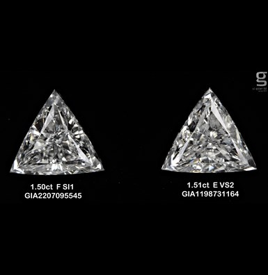 1.5 CT triangle pair