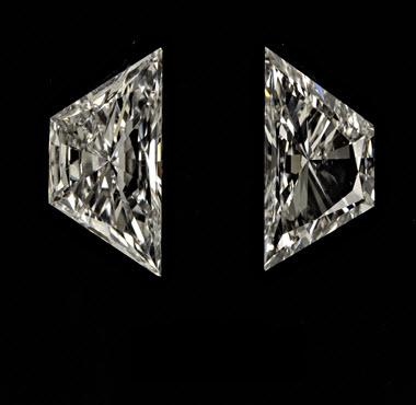 Trapezoid Diamonds Y L Golan Diamonds Ltd