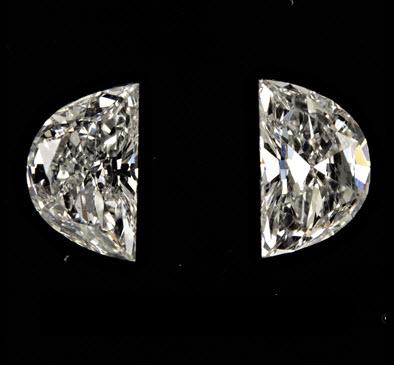 Half Moon Diamonds Y L Golan Diamonds Ltd