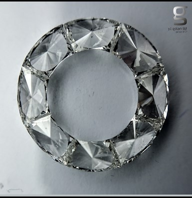 Perfect Diamond Circle